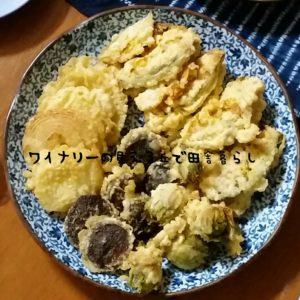 野菜のてんぷらinaka-wineryhills_201612_25