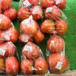 10月9日道の駅で野菜を買い物。買いモノしながら聞いてみた