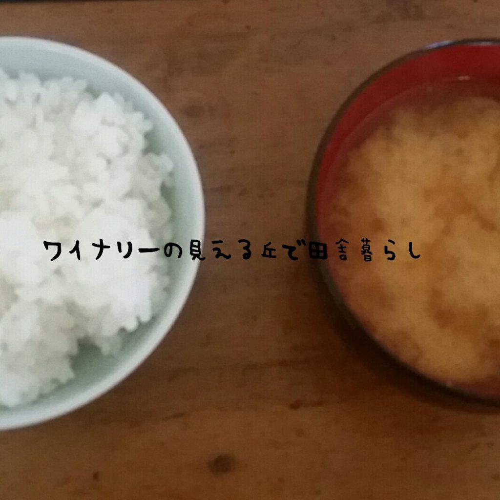 長野のふきでふきみそを作ったよ。3月19日の朝食。
