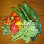 7月7日は収穫祭り